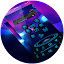 Neon 3D Next Launcher Theme APK for Blackberry