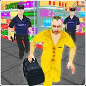 Gangster Escape Supermarket 3D APK for Bluestacks