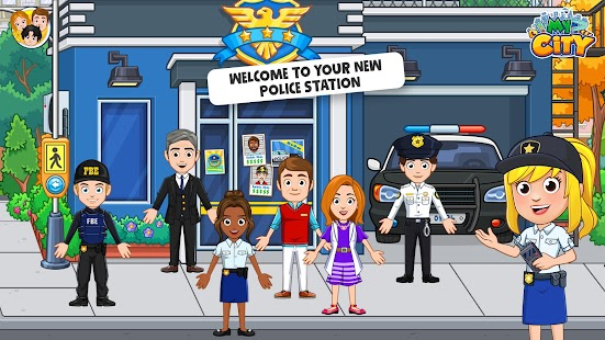 My City : Cops and Robbers for pc
