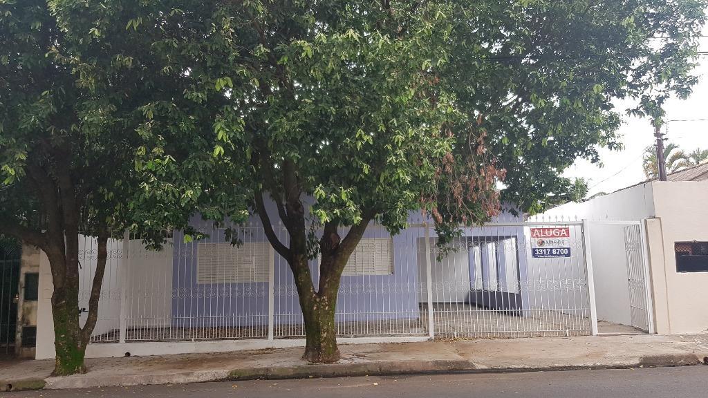 Casa com 2 dormitórios para alugar, 90 m² por R$ 1.000/mês - Santa Maria - Uberaba/MG