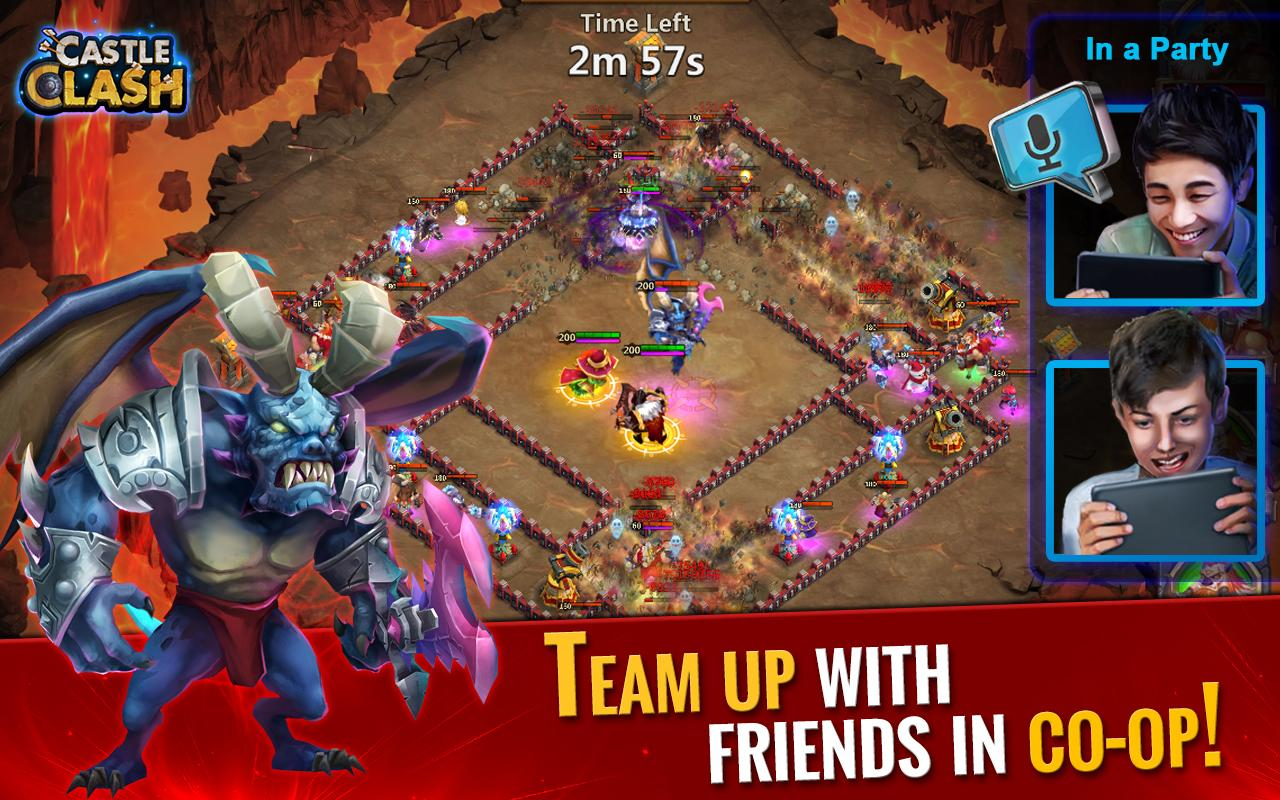 Castle Clash: Rise of Beasts Screenshot 3