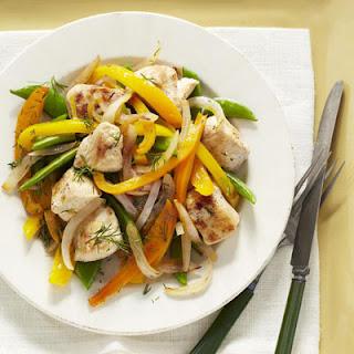 Dill Chicken Orange Recipes