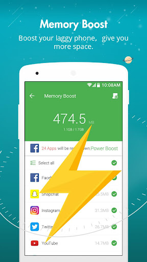 Clean My Phone Pro - Boost For PC