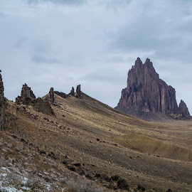 Shiprock by Jon Foley - Landscapes Travel