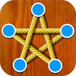 One Line - 1Line Puzzle: Draw Art Game Icon