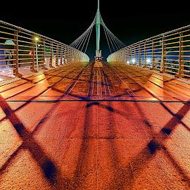 petah tikva by Joel Adolfo  - Buildings & Architecture Bridges & Suspended Structures