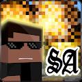 App Mod GTA SA for Minecraft PE APK for Kindle