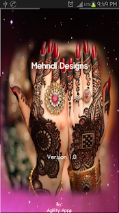 Christmas Mehndi Designs 2016