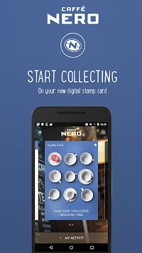 Caffè Nero By Yoyo Wallet Limited APK screenshot thumbnail 1
