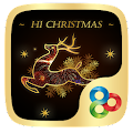 Hi Christmas GO Launcher Theme