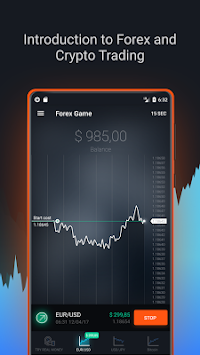 Free forex trading games