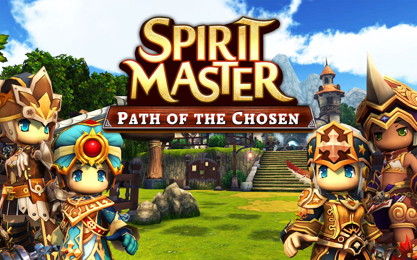 Spirit Master Screenshot 11