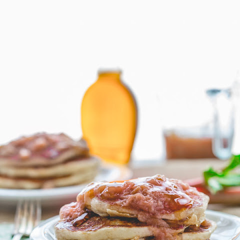 Rhubarb Pancakes Recipes | Yummly