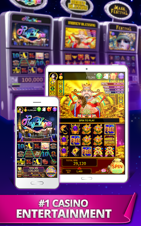 ALL4CASINO - SPIN & WIN BIG! Screenshot 0