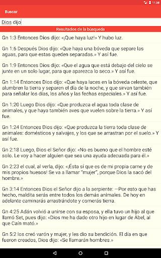 Biblia Católica Gratis screenshot 12
