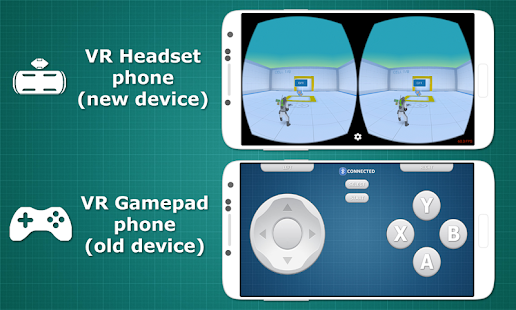 Gamepad for VR- screenshot thumbnail