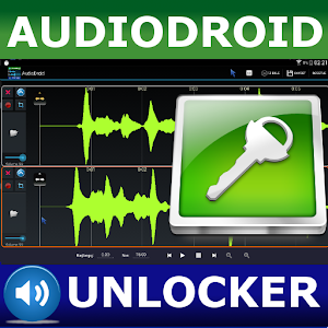 AudioDroid Pro Unlocker For PC