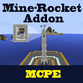App Mine-Rocket Add-on for MCPE APK for Kindle