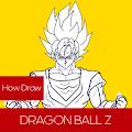 Download How To Draw Dragon Ball Z DBZ APK on PC