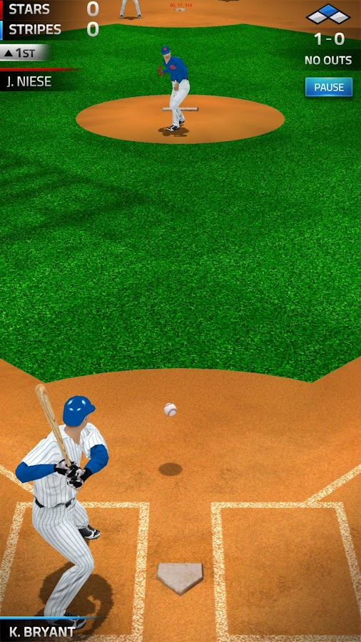 TAP SPORTS BASEBALL 2016 Screenshot 11