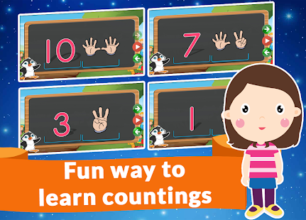 Kid Preschool Learning English - screenshot