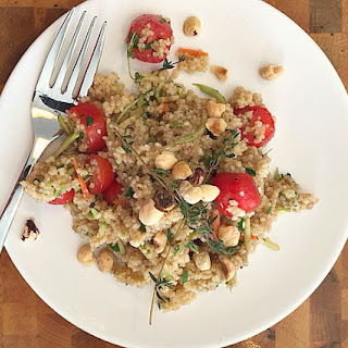 7 Minute Couscous Salad