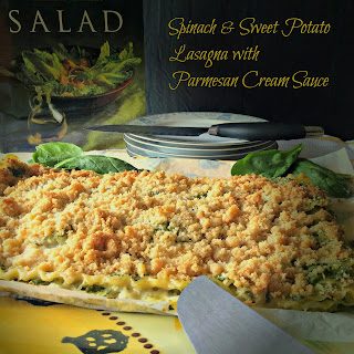 Vegetable Lasagna With Cream Sauce Recipes