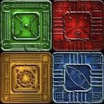 Greek Puzzle: Match 3 Tiles Icon