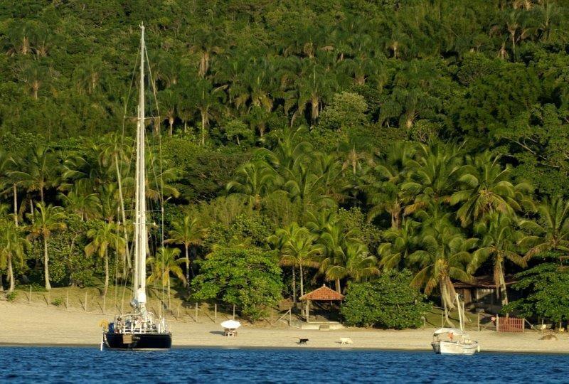 Praia particular na Ilha Grande, Angra dos Reis - Rio de Janeiro Maravilha com Área 800.000m² para Venda.