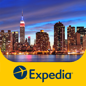The Expedia guide offers information on more than 150 destinations. APK Icon