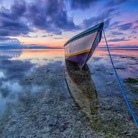 a boat by Fadli 'Zazg' - Transportation Other