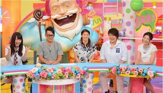 (TV-Variety)(720p) 山田菜々– 笑神様は突然に… 140808