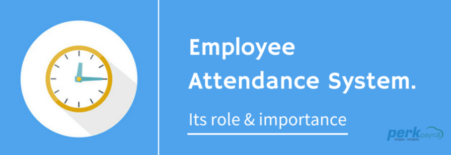 employee attendance system software time attendance software
