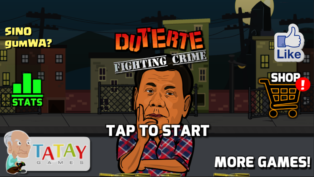 Duterte Fighting Crime 2 Screenshot 15