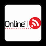 Transacciones Online Icon