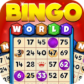 17.  Free Bingo World - Free Bingo Games