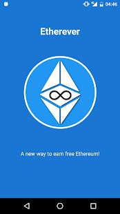 Etherever - Earn Ethereum screenshot for Android