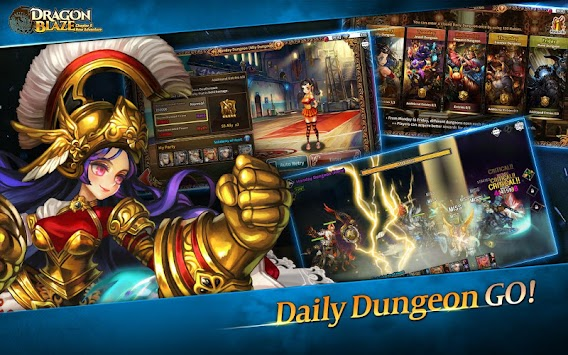 Dragon Blaze APK screenshot thumbnail 3