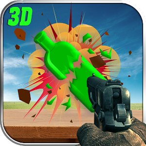 Bottle Shooting  FPS 3D 1.0.1