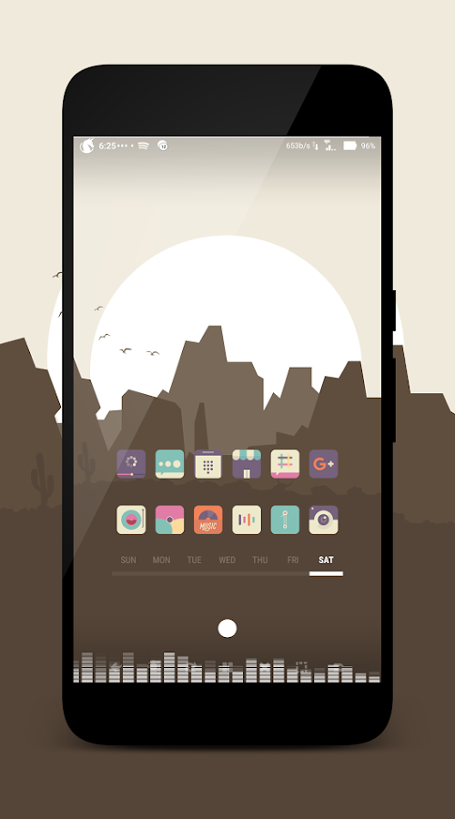 Serenity Icon Pack Screenshot 0