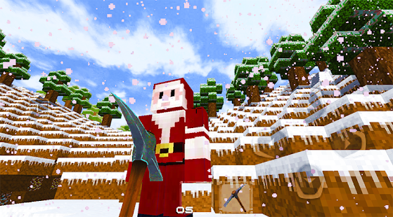 Ice Craft: Winter And Survival Crafting Für PC Windows & Mac