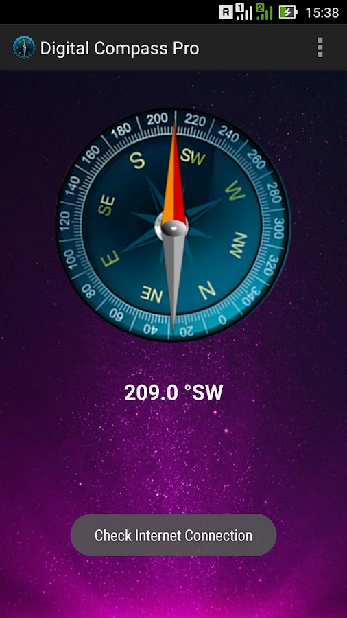 Digital Compass Pro Screenshot 5