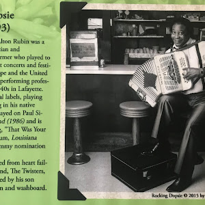 Born in Carencro, Alton Rubin was a leading zydeco musician and crowd-pleasing performed who played to enthusiastic crowds at concerts and festivals throughout Europe and the Untied States. Dopsie ...