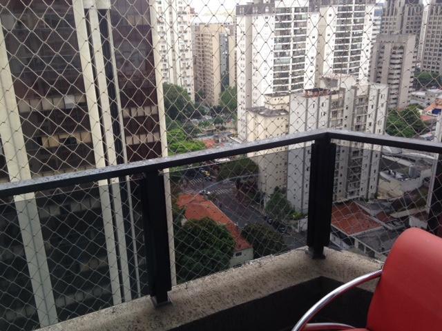 Flat 2 Dorm, Moema, São Paulo (FL0016) - Foto 8