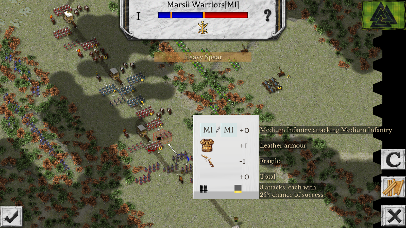Battles of the Ancient World Screenshot 1