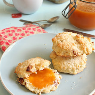 Dried Apricot Scones Recipes