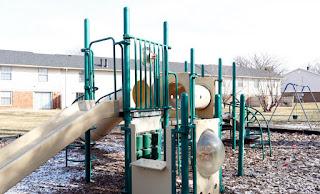 Castleton Manor Apartments Playground
