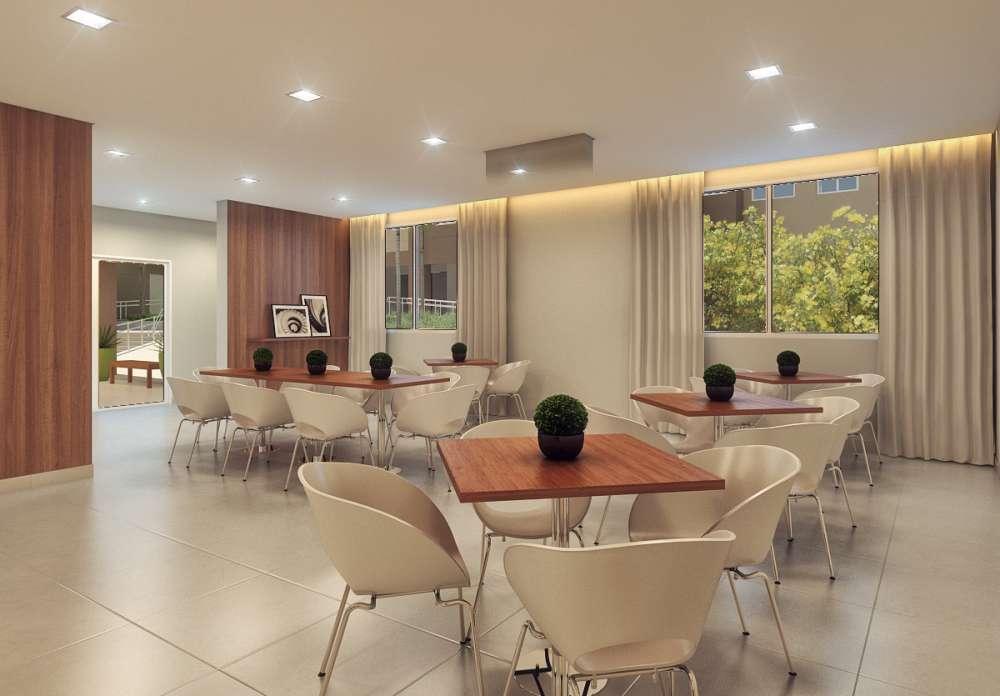 Apartamento residencial à venda de 43m² com 2 dorm em Diadema.