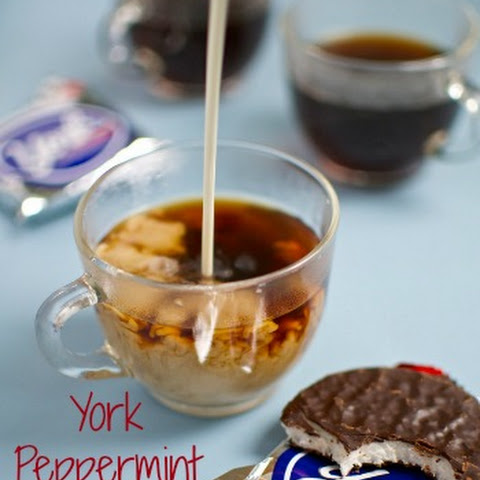 York Peppermint Patty Creamer
