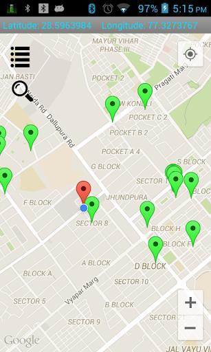 Nearest Places Pro Screenshot